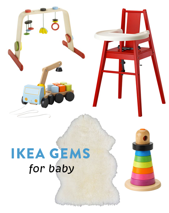 IKEA gems for baby