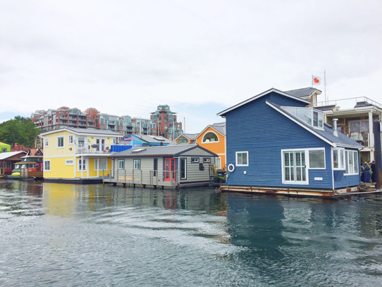 Fisherman's Wharf | Victoria, BC