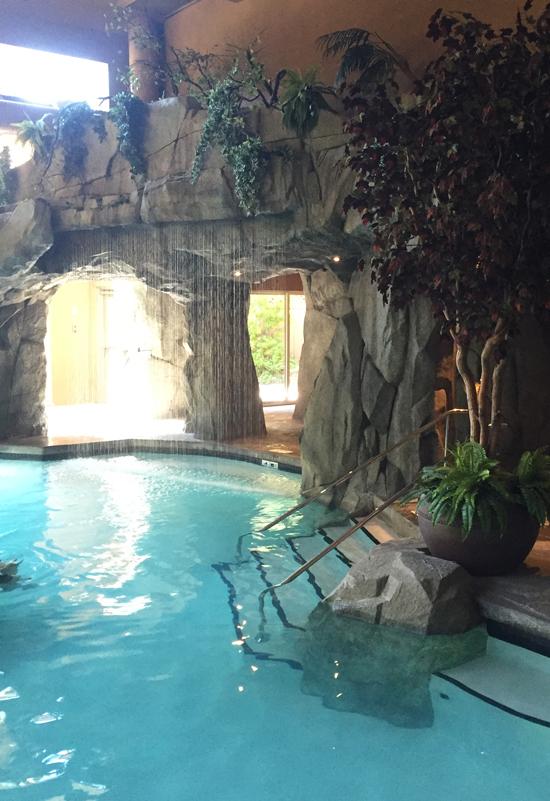 The Grotto Spa - #1 spa in Canada