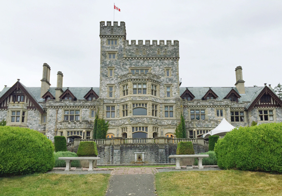Hatley Castle | Victoria, BC