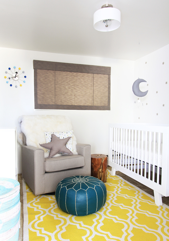 Ian's nursery reveal | At Home in Love