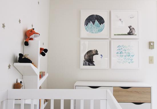 Boy S Nursery