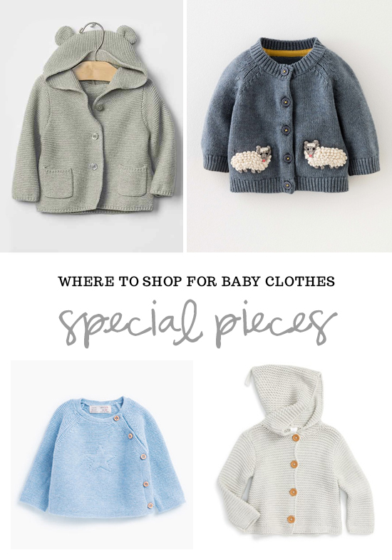 Where to shop for baby clothes | At Home in Love