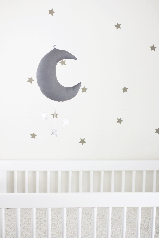 Star wall decals + a giveaway