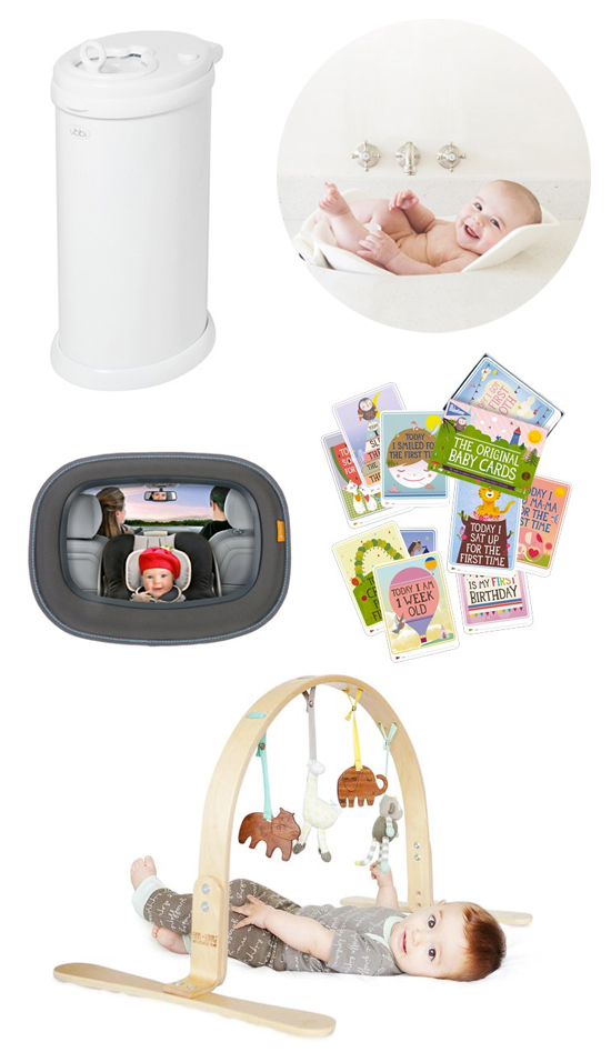 Favorite baby products for newborns