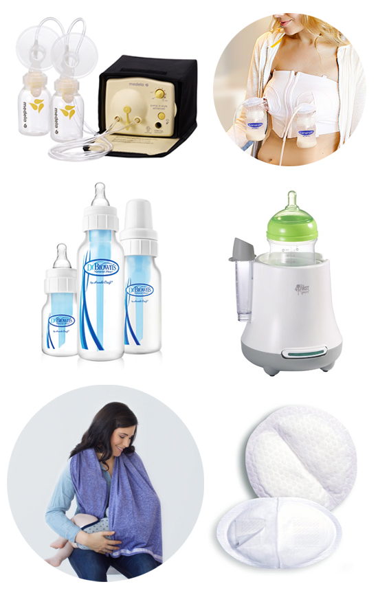 Nursing products I love | At Home in Love