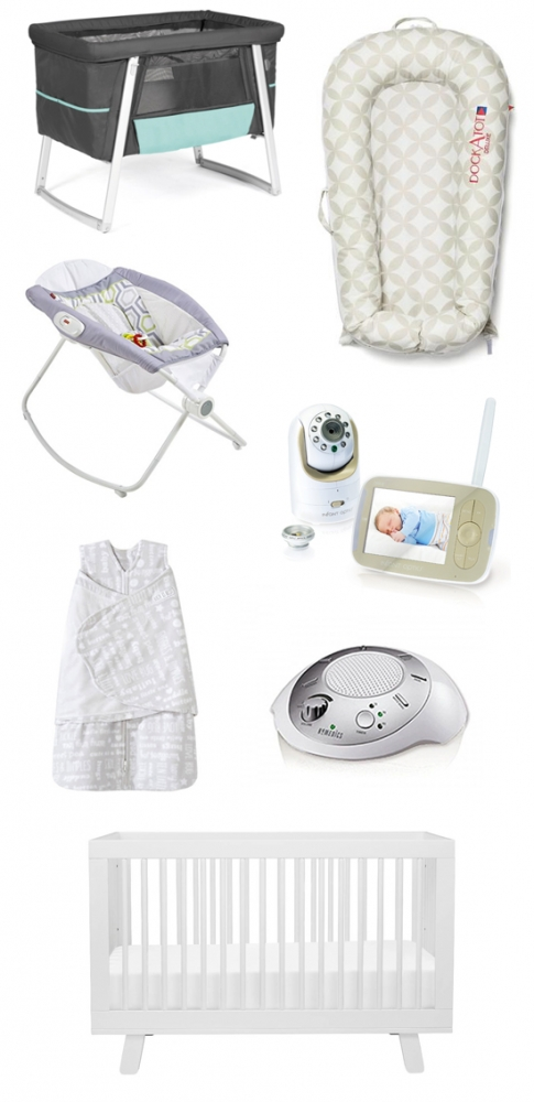 Favorite baby products for sleep | At Home in Love
