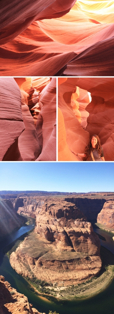 Page, Arizona | Antelope Canyon & Horseshoe Bend