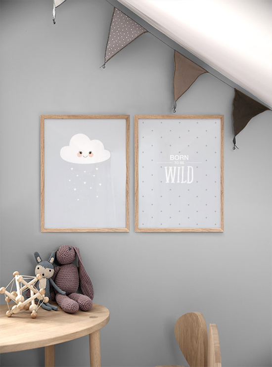 Affordable art for kids rooms