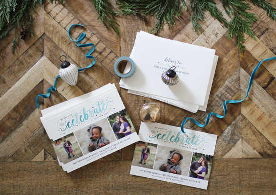 Holiday cards + Minted giveaway!