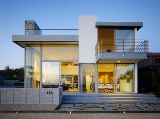 Exterior styles: Contemporary
