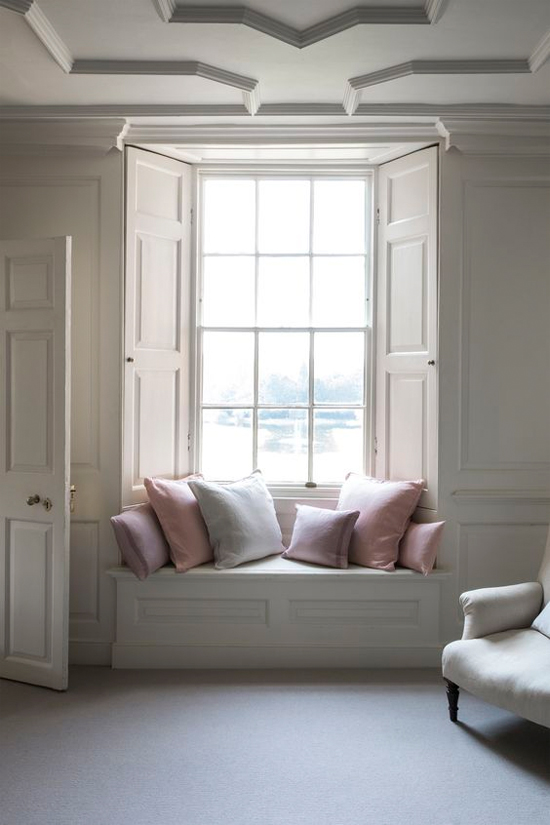 Dreamy window seats