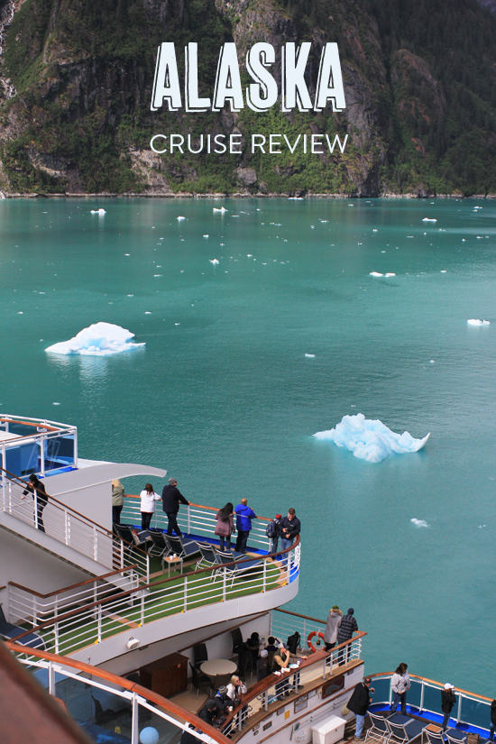Alaska cruise review