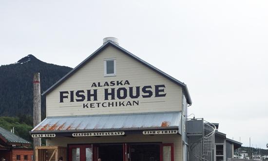 Alaska Fish House