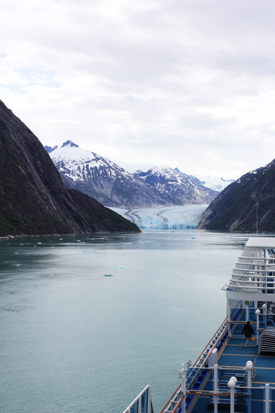 Emerald Princess Alaska cruise