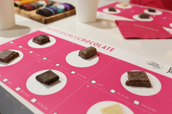 Seattle Chocolates tasting tour