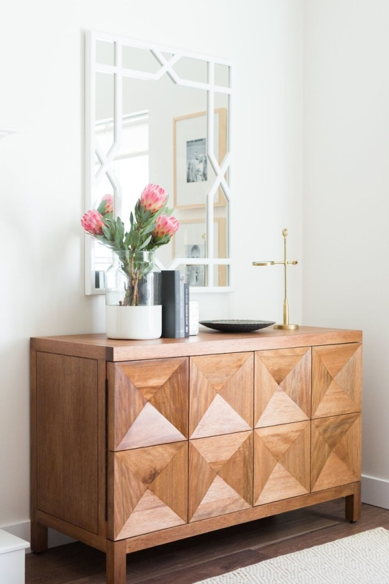 A credenza for our living room