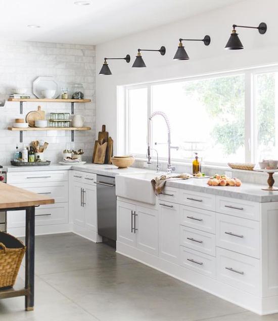 Heather Bullard kitchen