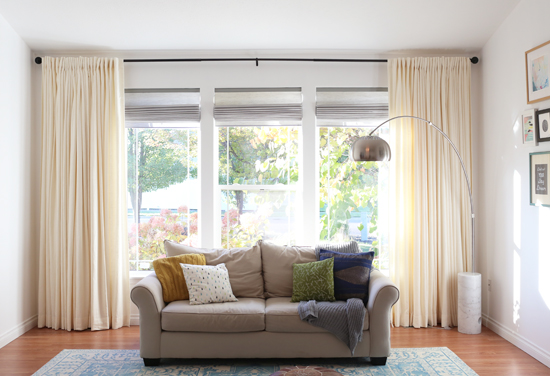 How To Choose Window Treatments For Your Home At Home In Love