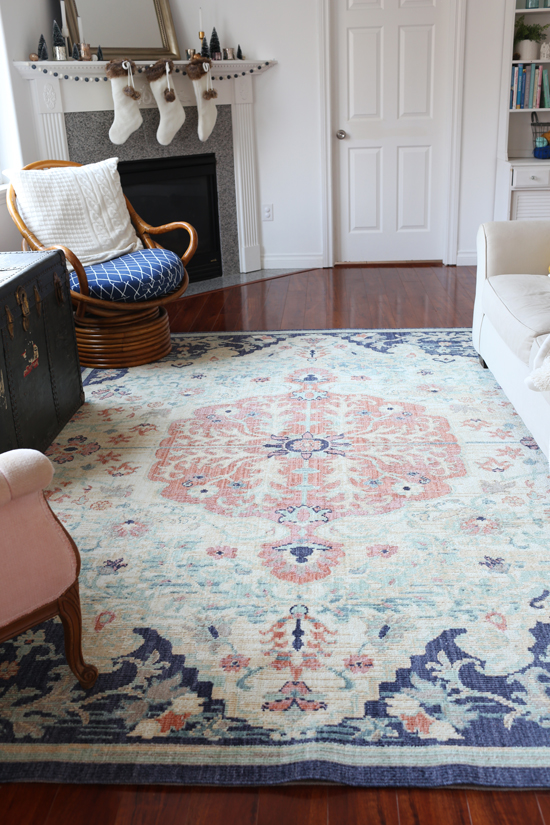 Affordable Persian style rug