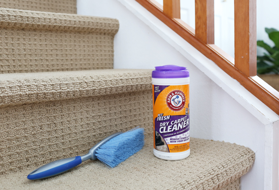 Arm & Hammer carpet cleaner