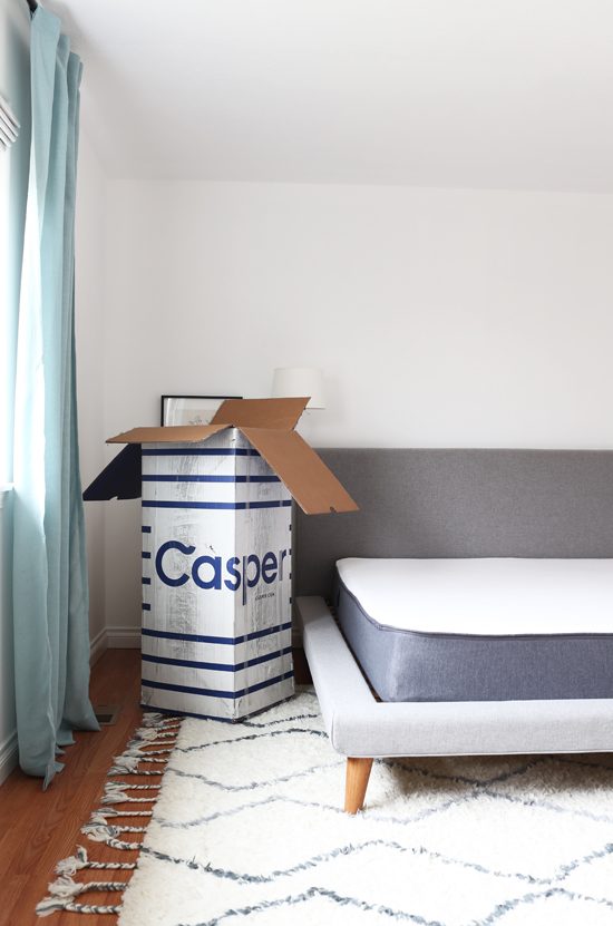 Sleep In Heavenly Peace Casper Mattress Review At Home