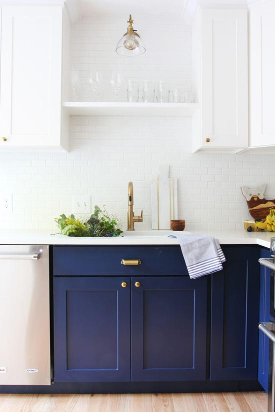 The Grit & Polish kitchen remodel