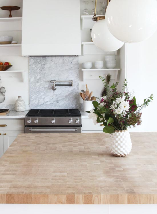 The Grit & Polish - gorgeous kitchen inspiration