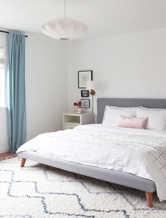 How To Style Pillows On A King Size Bed At Home In Love