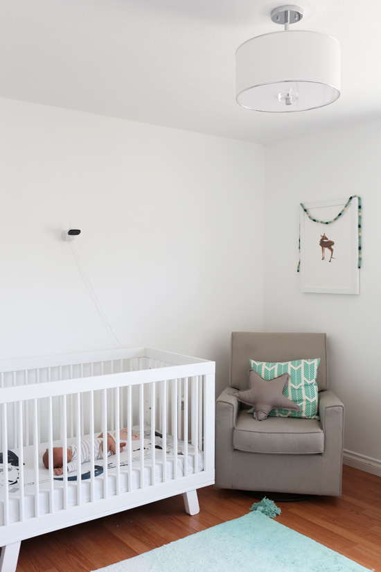 Nursery must-have: Video baby monitor