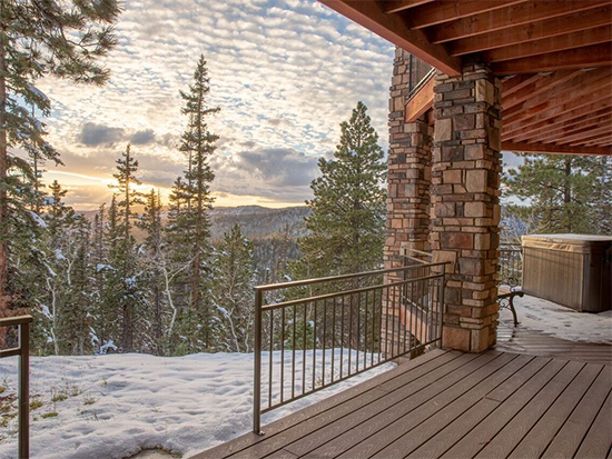 Winter getaways and the vacation rentals to suit them