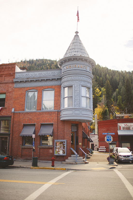 Wallace, Idaho