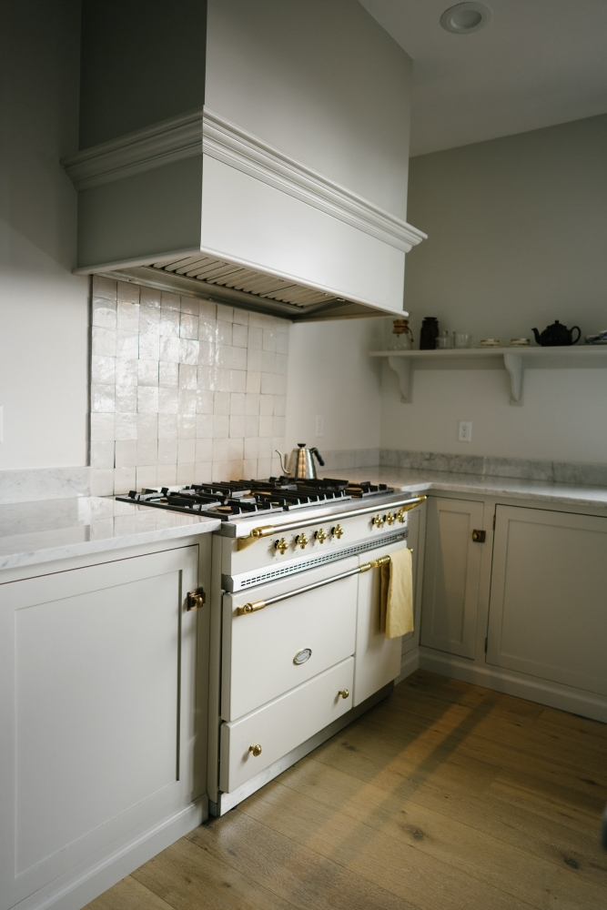 Budget Friendly Trend The Short Backsplash At Home In Love