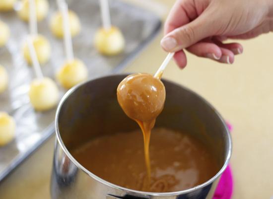 Diy Mini Caramel Apples At Home In Love