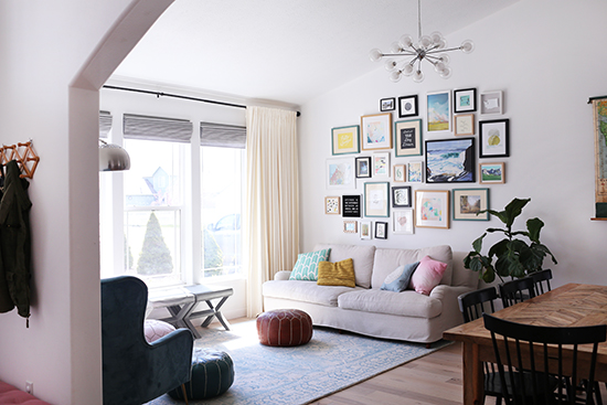 Should All Your Window Treatments Match At Home In Love